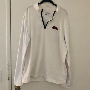 Nike Golf Ole Miss Pullover